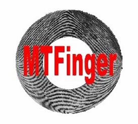 MULTI-TECH (MT) FINGERPRINT LOGO